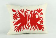 Kissen Otomi rot 55 x 45 cm