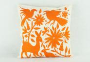 Kissen Otomi orange 40 x 40 cm