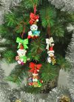 Weihnachtsbaumhänger Glocke