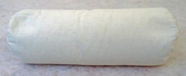 Nackenrolle Dinkel 42 x 14 cm