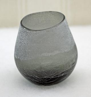 Glasvase klein