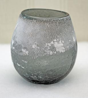 Glasvase groß