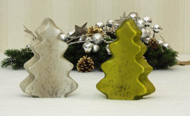 Weihnachtsbaum Glas